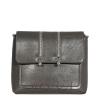 Женская сумка МІС 35810 серая 0