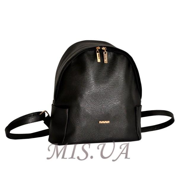 18027858ae12 Купити чорний жіночий рюкзак 35432 з доставкою по Україні - Інтернет ...