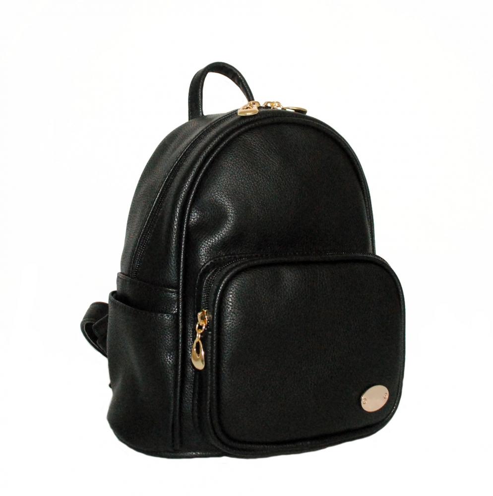 bbbe6afdc993 Жіночий рюкзак 35435 чорний - Жіночі сумки - Інтернет-магазин сумок ...