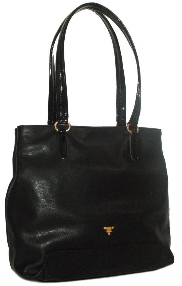 Женская сумка 35461 черная
