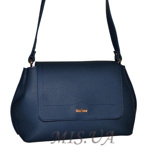 b99e9ec928f6 Купить женскую сумку синим цветом 35606 c доставкой по Украине ...