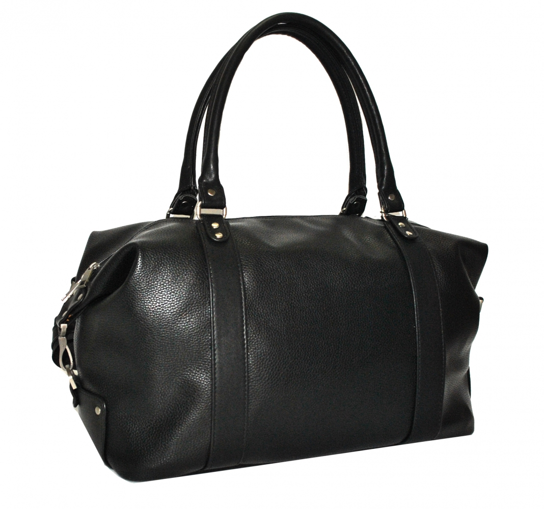 Men's handbag 34231 black