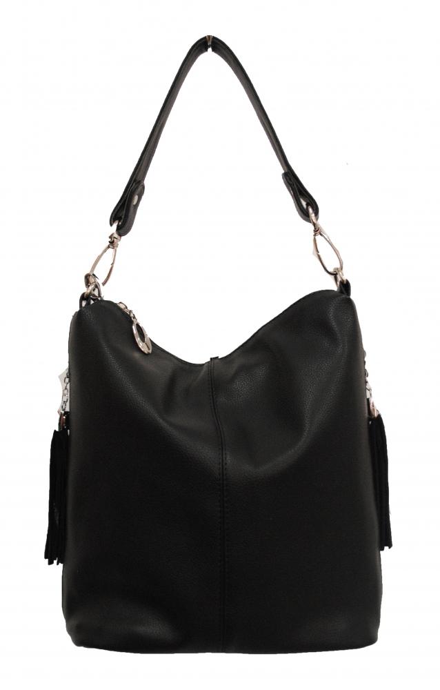 Женская сумка 35270 черная