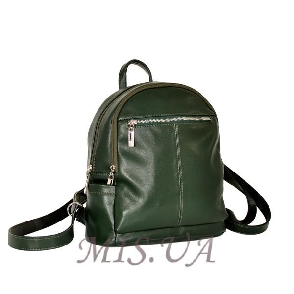 Женский рюкзак 35630 зеленый