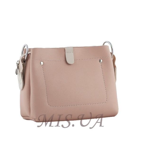 e04afdb9454f Купить женскую сумку цветом - пудра 35605 c доставкой по Украине ...