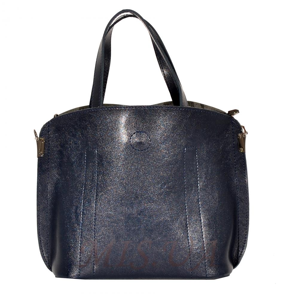 Женская сумка 35634 синяя