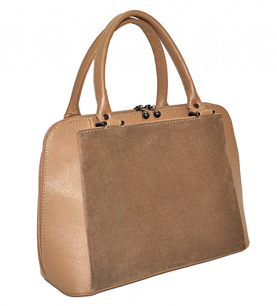 e069c2fa1f90 Купить бежевую женскую сумку 0651 c доставкой по Украине - Интернет ...