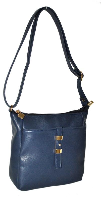 Женская сумка 35447 синяя