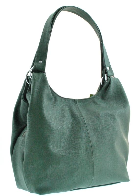 Женская сумка 35370 зеленая