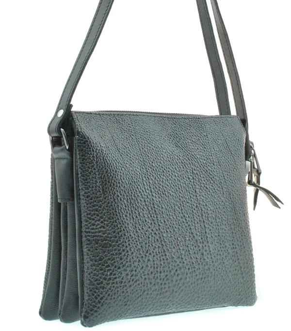 Жіноча сумка 2486 чорна
