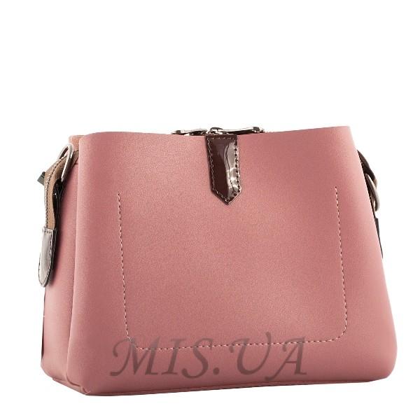 Женская сумка 35523 розовая