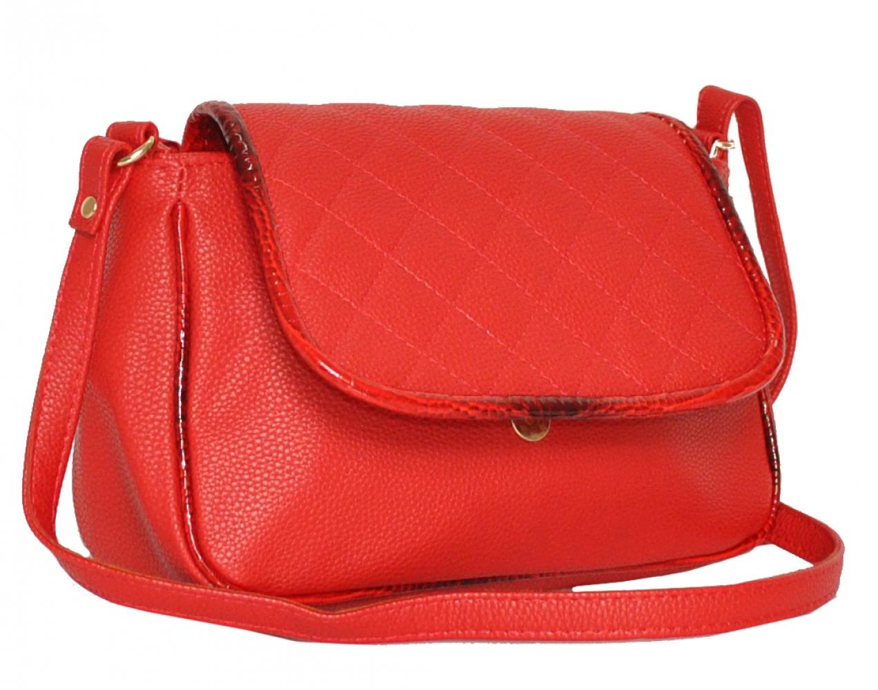 Женская сумка 35391 красная
