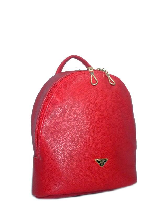 Женский рюкзак 35411 красный