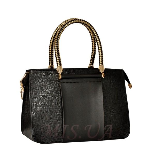 2385a4c1498d Купить женскую сумку черного цвета 35577 c доставкой по Украине ...