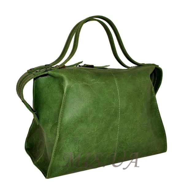 20441534d99f Купить зеленую женскую сумку 2555 c доставкой по Украине - Интернет ...
