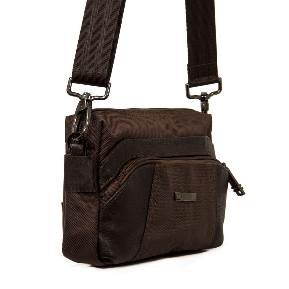 Мужская сумка 34212 коричневая