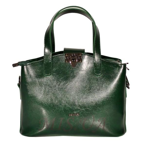 Купити зелену жіночу сумку 35667 з доставкою по Україні - Інтернет ... b68d10cc705b4
