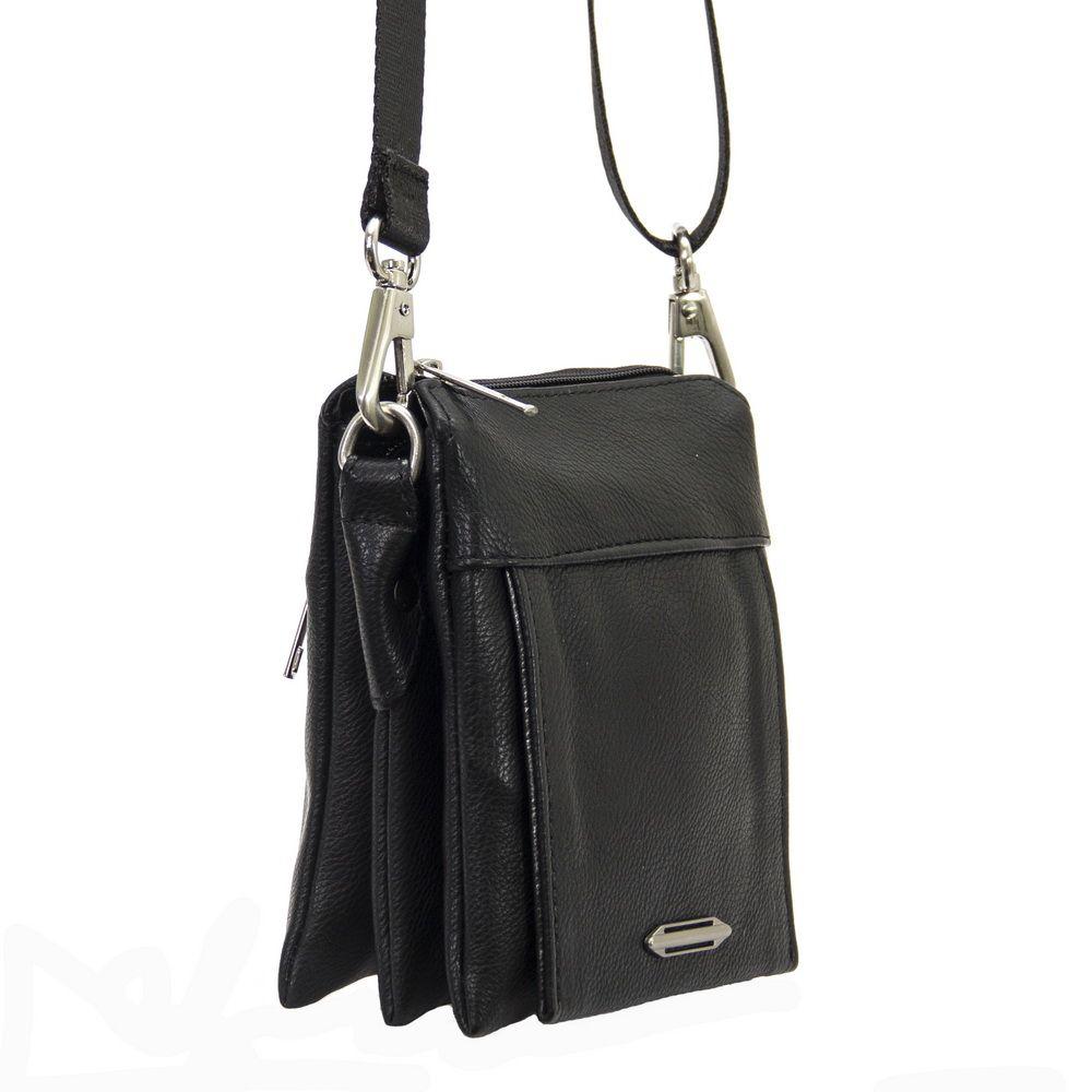 Мужская сумка 34173 черная