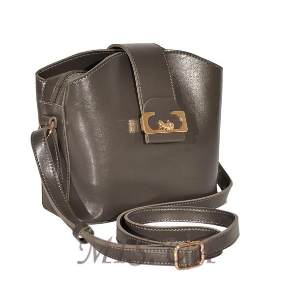 Купити сіру жіночу сумку 35673 з доставкою по Україні - Інтернет ... a98a2b939bfd4