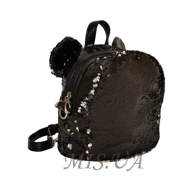 Female backpack 35616 black