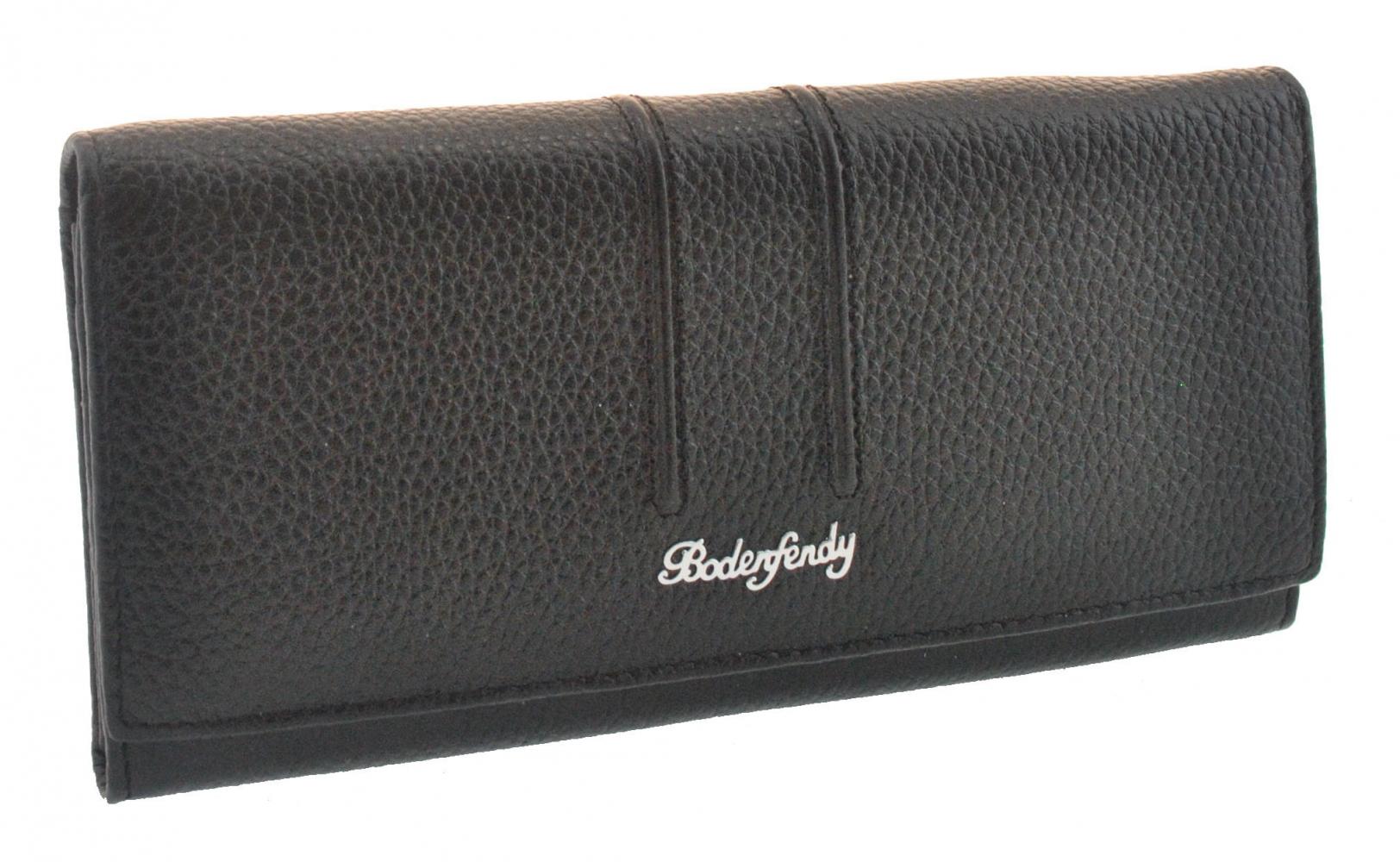 Women's purse 17455 black
