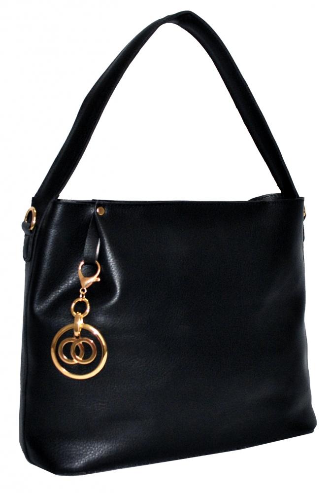 Женская сумка 35490 - 3  черная