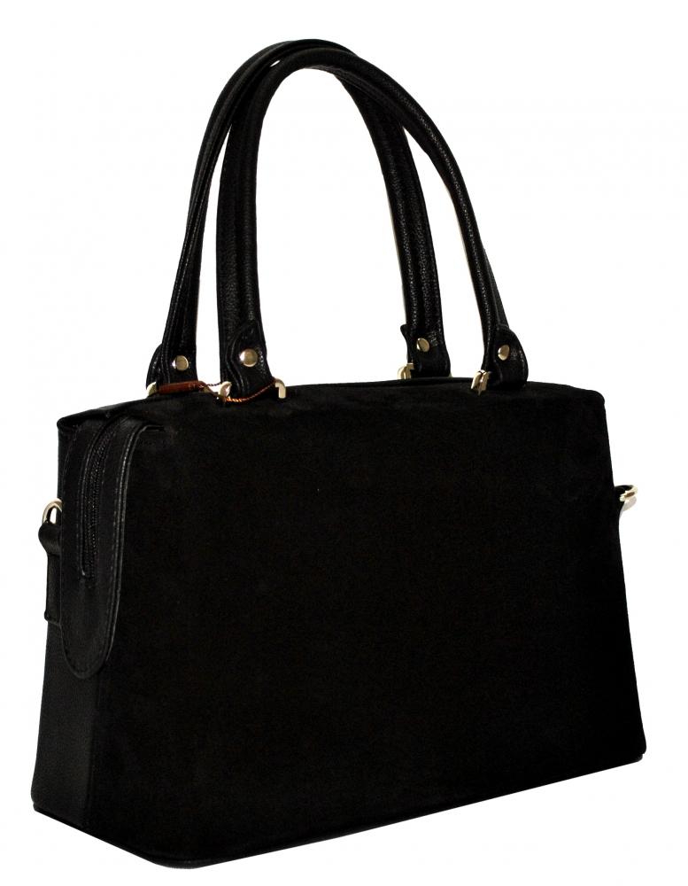 Женская сумка 0646 черная