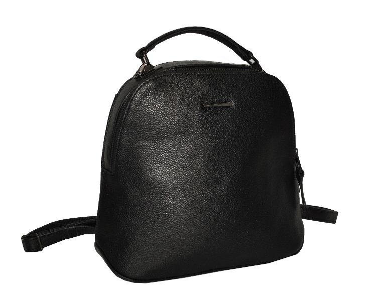 cda6102deeed Купить черный женский рюкзак 2538 c доставкой по Украине - Интернет ...