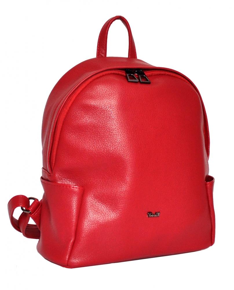 Женский рюкзак 35432 красный