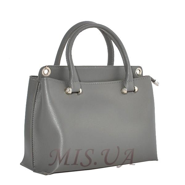 Жіноча сумка МІС 35767 сіра