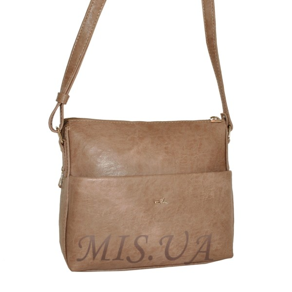 Женская сумка 35613 капучино