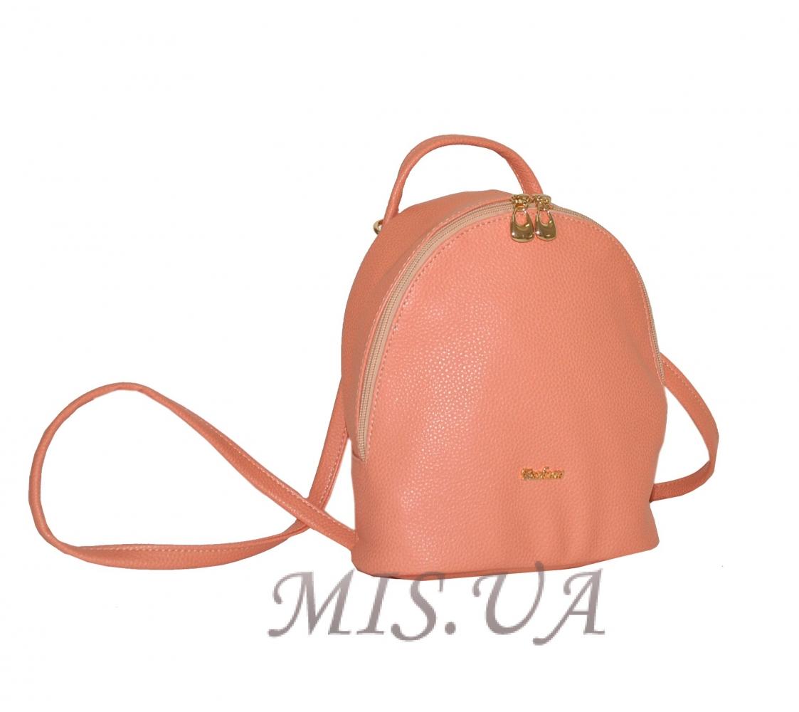 Женский рюкзак 35411 коралловый