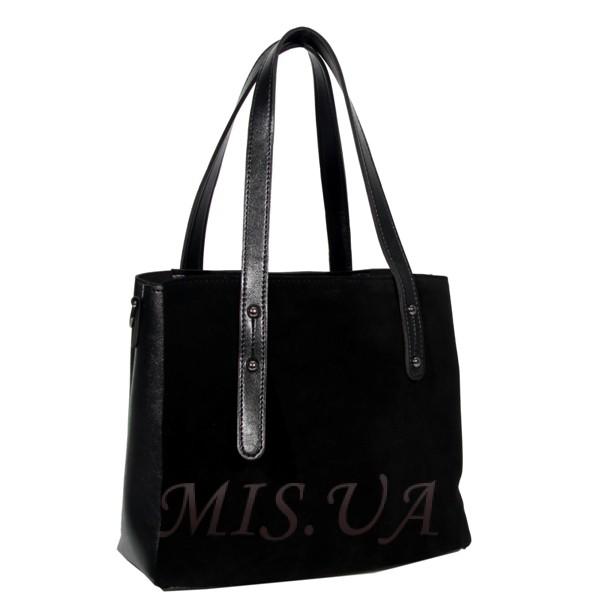 Женская сумка МІС 0731 черная