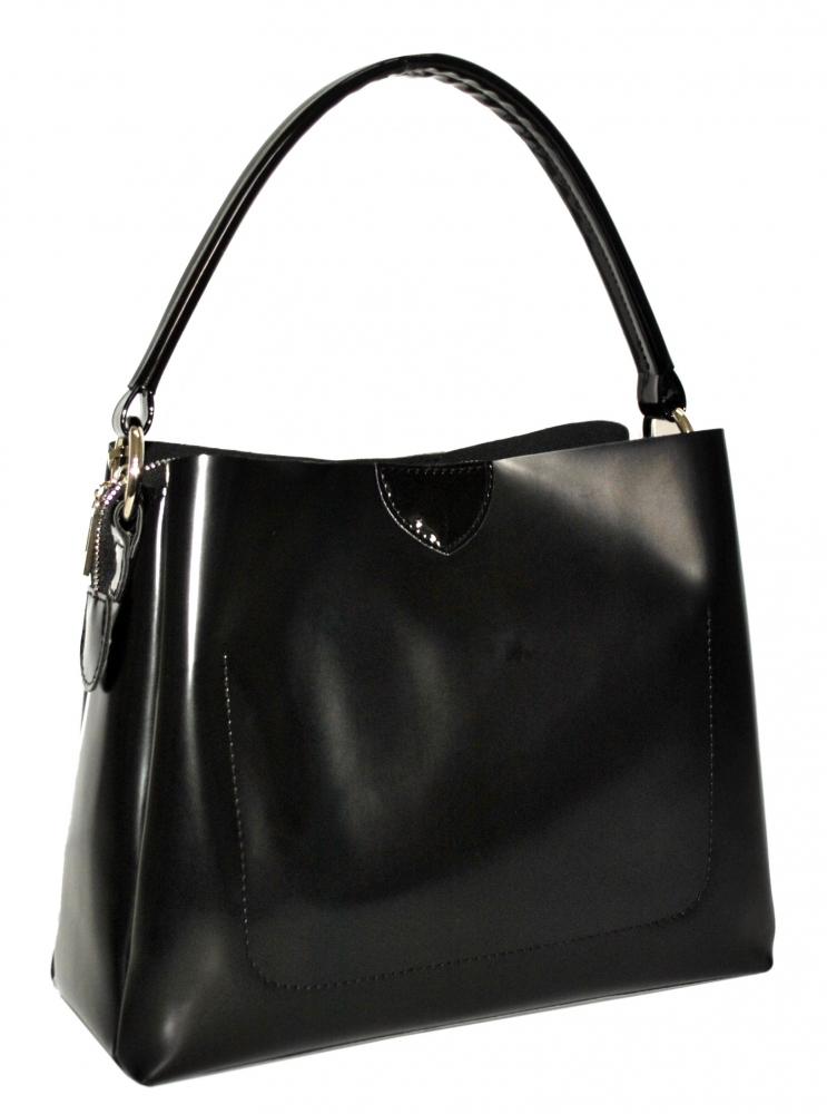 Женская сумка 35524 черная