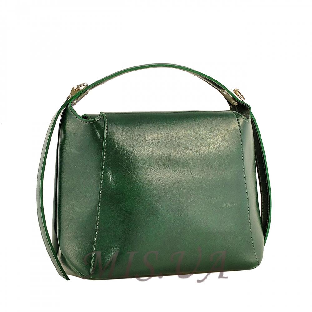 2bbe286e93af Купить женскую сумку зеленым цветом 35707 c доставкой по Украине ...
