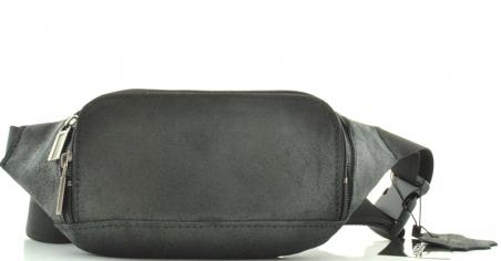 Мужская кожаная сумка 4276 черная