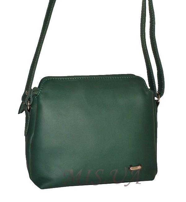 256db42000bc Купить женскую сумку через плечо, зеленым цветом 2506 c доставкой по ...