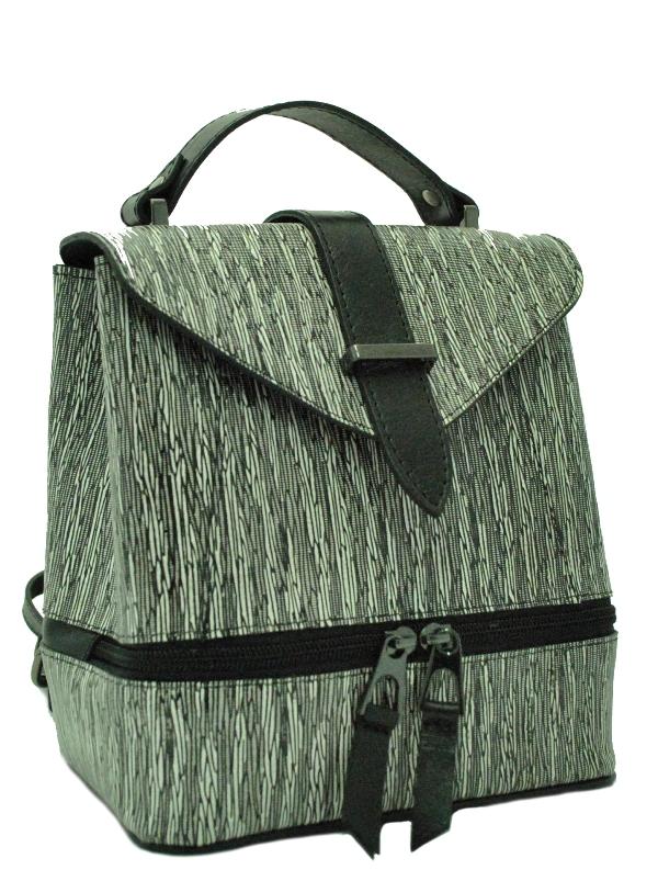 Женский рюкзак 2510 серый