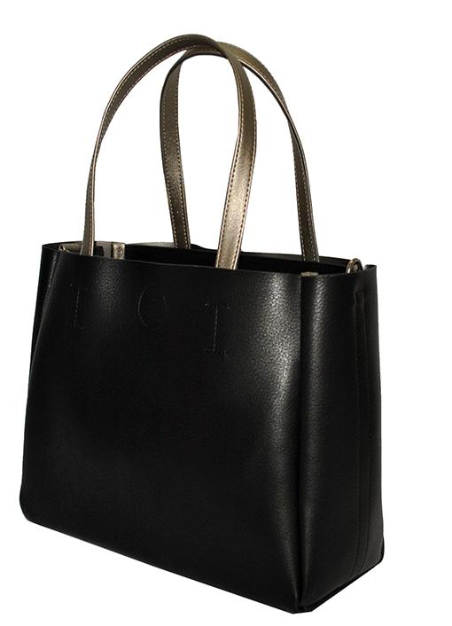 Купити чорну жіночу сумку 35458 з доставкою по Україні - Інтернет ... 7c7d68b3e818d