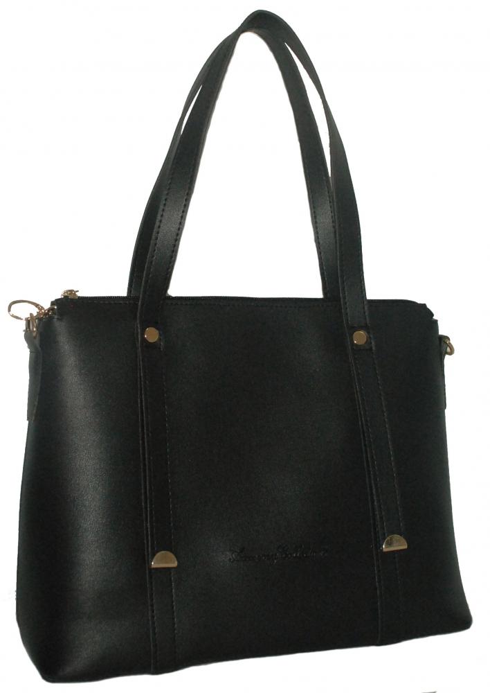 Жіноча сумка 35449 чорна