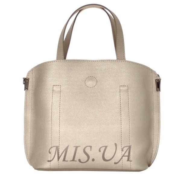 Женская сумка 35634 серебрянная