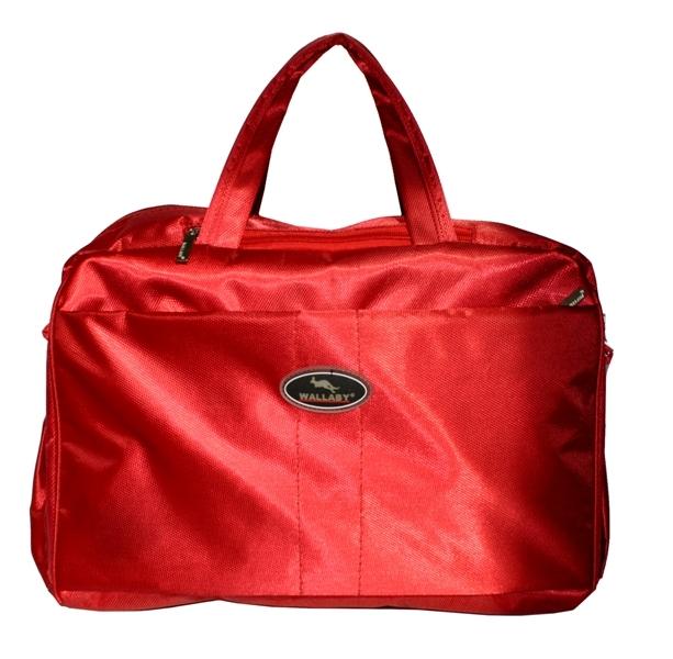 Дорожня сумка 381471 червона