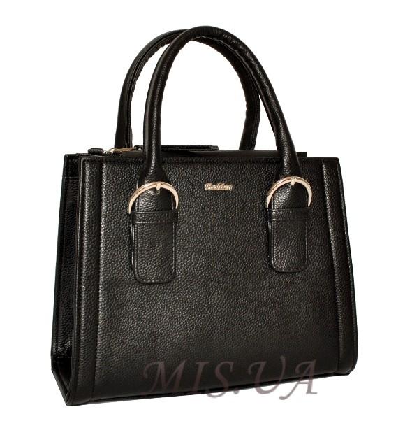 Women's bag 35621 black