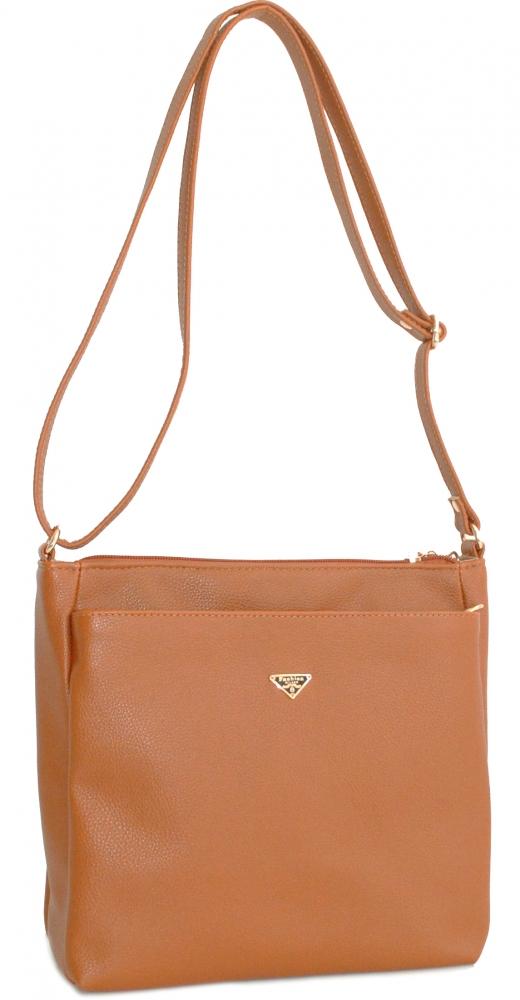 Женская сумка 35452 рыжая