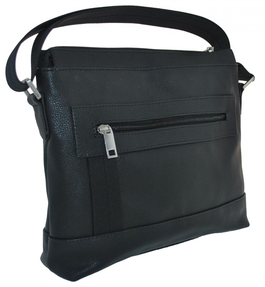 Мужская сумка 34222 черная