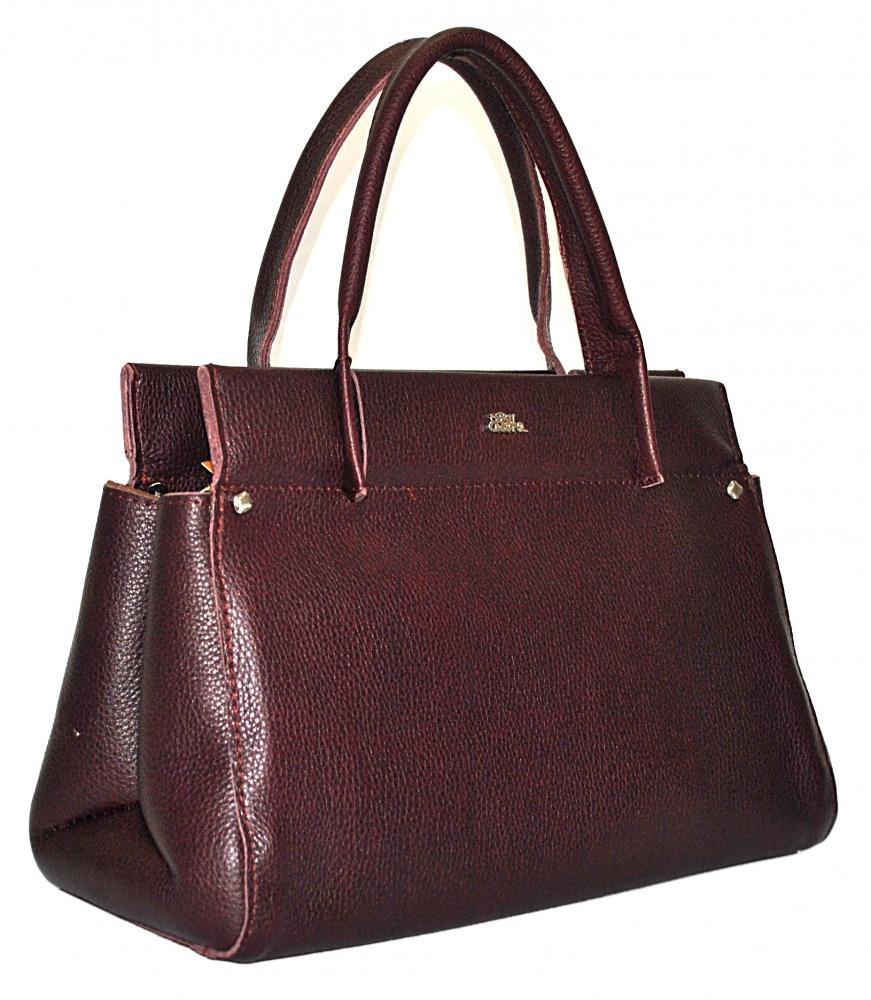0f125a0805a3 Купить женскую сумку бордового цвета 2520 c доставкой по Украине ...