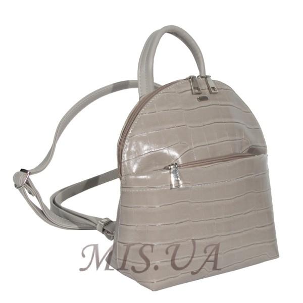 Городской рюкзак МIС 35902 серый