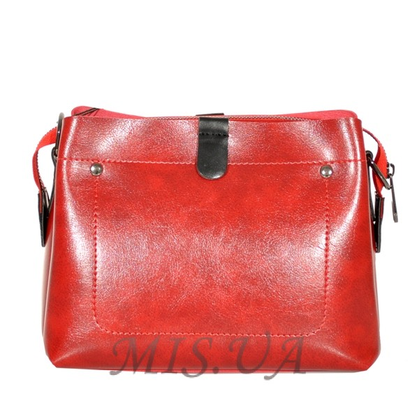 Женская сумка 35605 бордовая