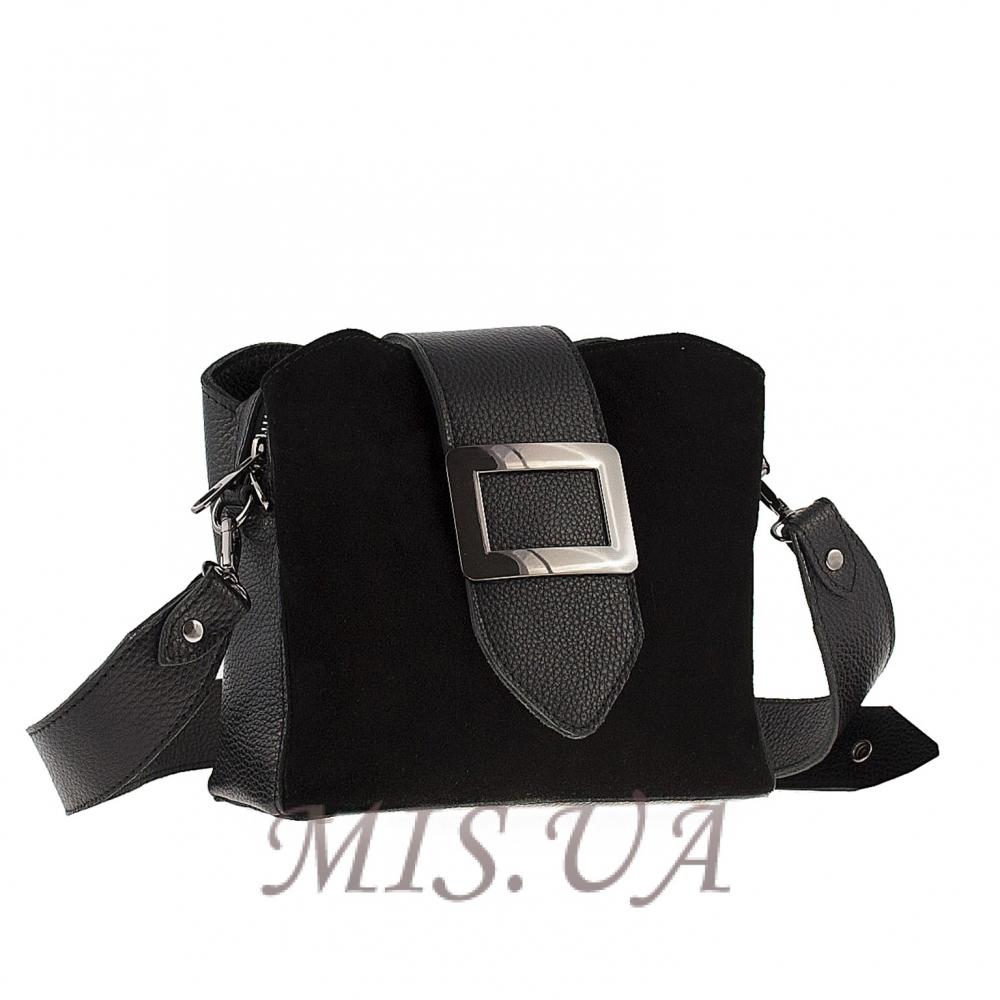 Купити чорну жіночу сумку 2568 з доставкою по Україні - Інтернет ... 2b9315618a666