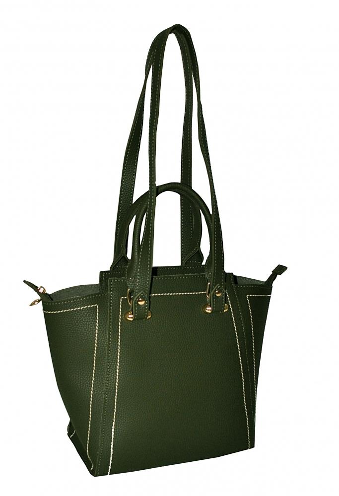 Женская сумка 35522 зеленая